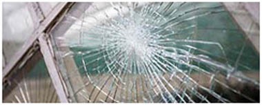 Harrogate Smashed Glass